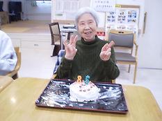 平成31年2月誕生日会