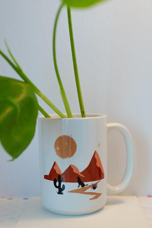 Copper Moon Mug