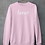 Thumbnail: Lover Crewneck Pink X The Rescue Chain