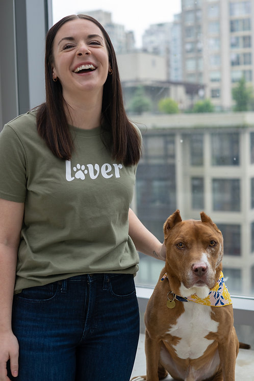 Lover Tee Army X The Rescue Chain