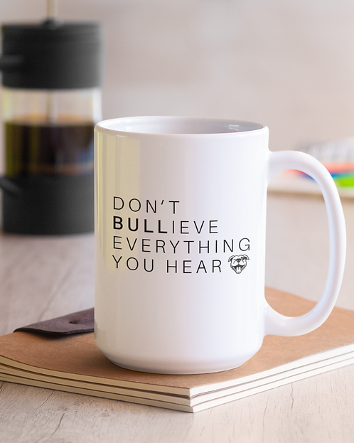 Bulliever Mug X HugABull