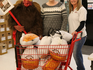 Turkey Dinners For Local Families In Need This Holiday Season