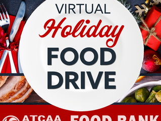 Virtual Food Drive for the Food Bank