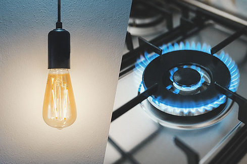 bigstock-Gas-Stove-And-Light-Bulb-Util-3