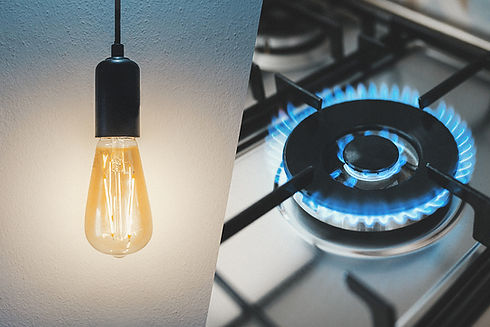 bigstock-Gas-Stove-And-Light-Bulb-Util-3
