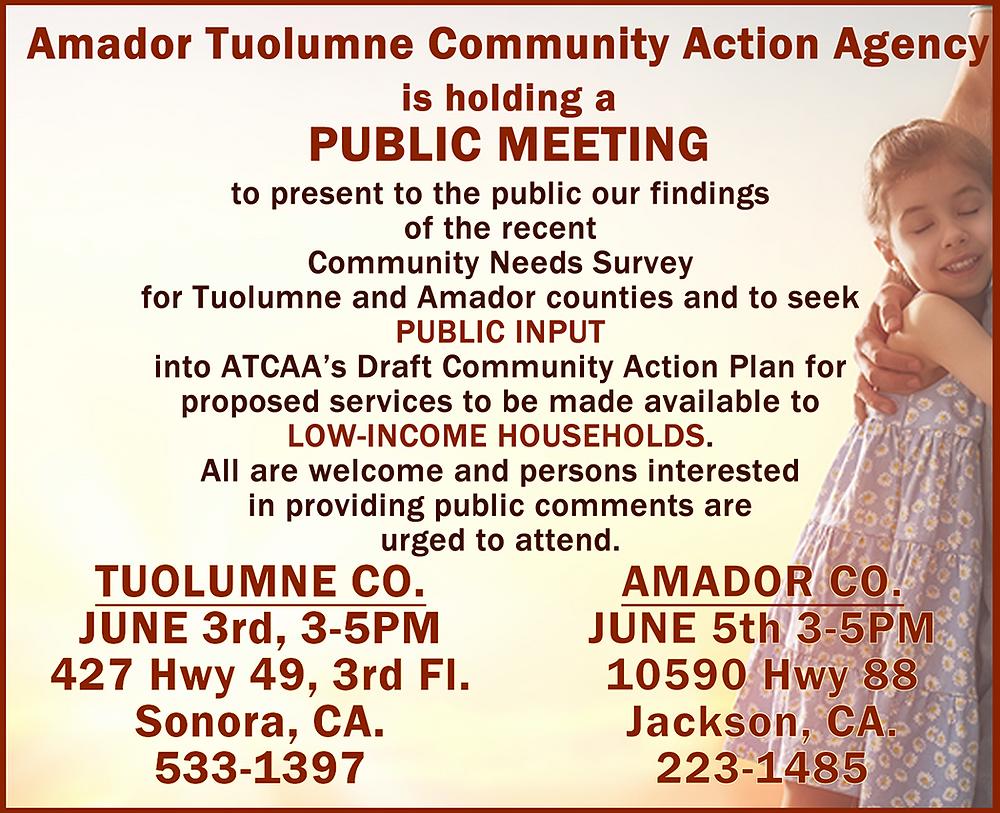 ATCAA Public Meeting Notice 2019