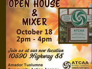 ATCAA Open House and Mixer