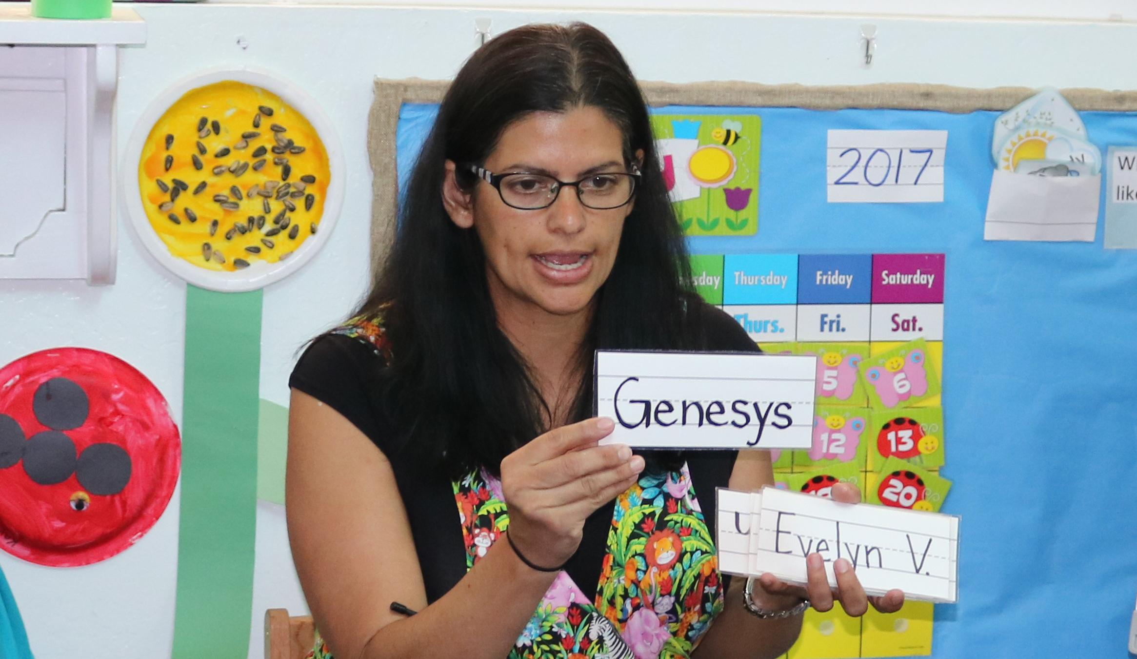 head start teacher
