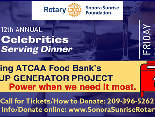 Fundraiser to Support ATCAA Food Bank's Back-up Generator Project