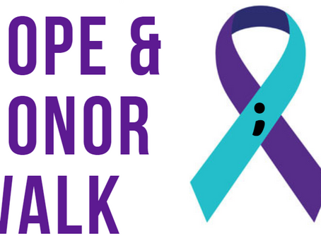 Hope and Honor Walk for Suicide Awareness