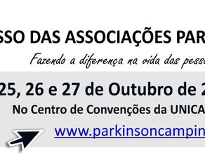 IX Congresso das Associações Parkinson do Brasil
