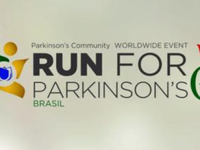 Campanha Run For Parkinson´s