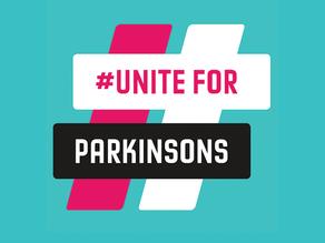 #UniteForParkinsons: Aproveitando mais o dia a dia