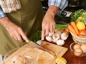 Dicas para cozinhar facilmente, apesar do Parkinson