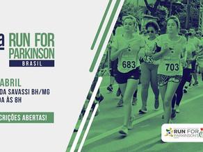 Run For Parkinson Brasil 2020