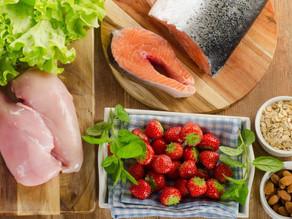 Desfrutando de uma dieta variada e equilibrada com Parkinson