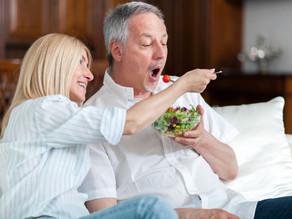 Uma boa dieta pode ajudar a reduzir a ansiedade e o pânico nos pacientes com Parkinson