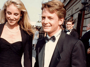 Michael J. Fox não se rende ao Parkinson