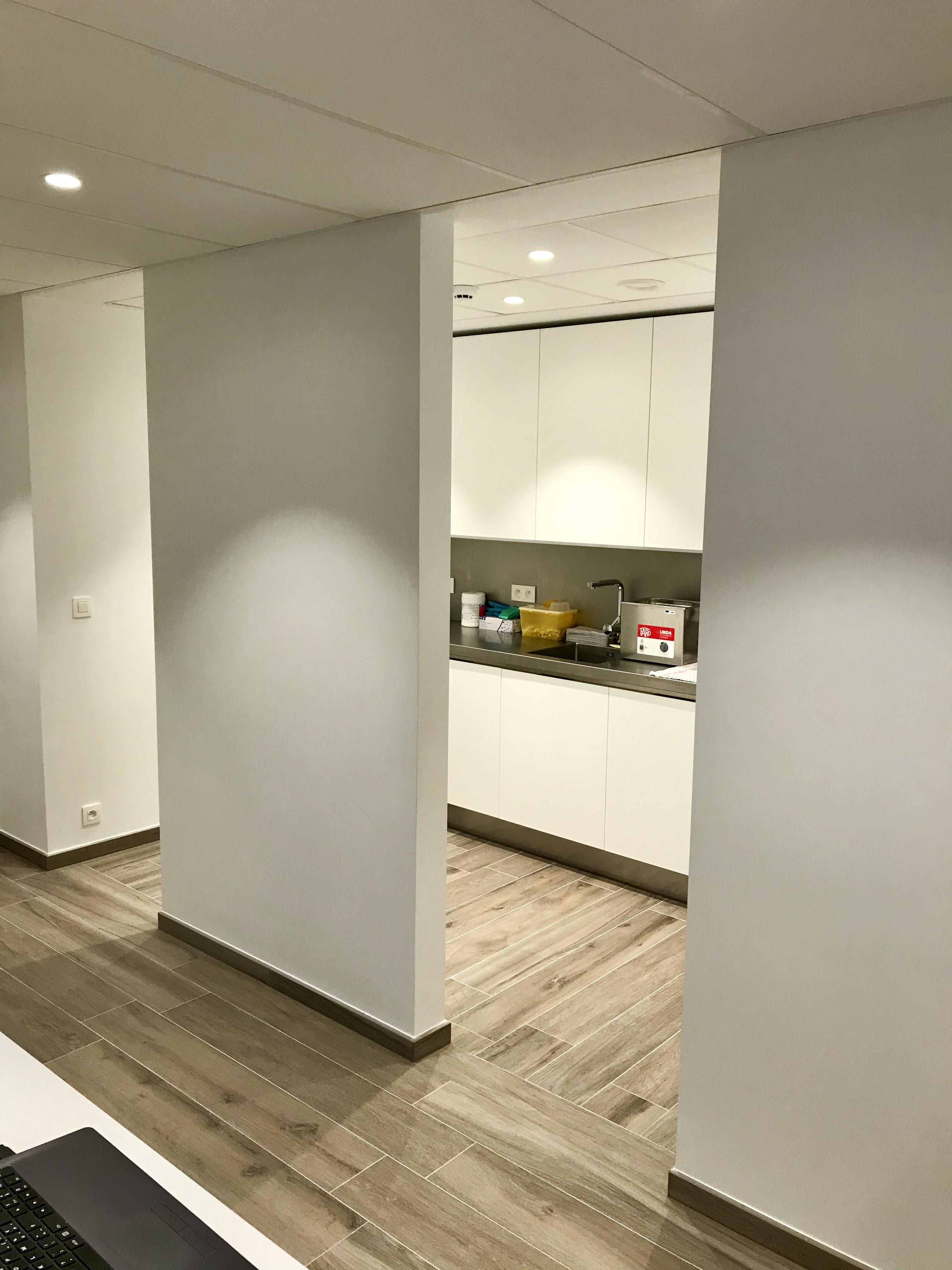Salle de stérilisation du cabinet Prodigue : endodontie et Stomatologie
