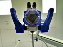 Microscope dentaire pour l'endodontie