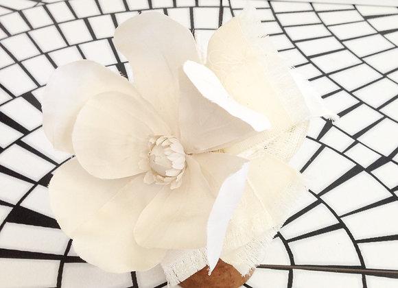 Magnolia Fascinator
