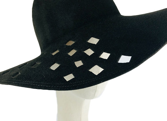 Cut Out Hat