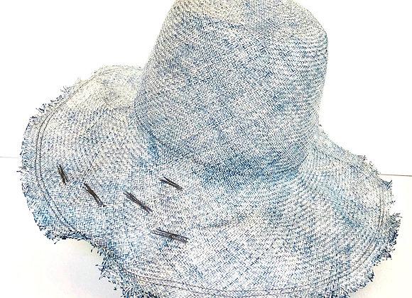 indigo beach hat