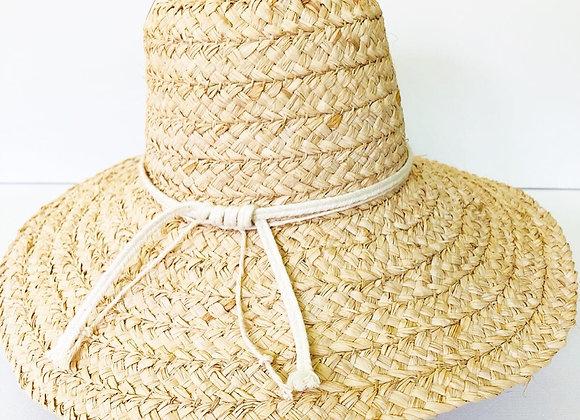 Rope Raffia Sunhat