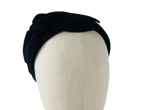 Knotty Bow Headband