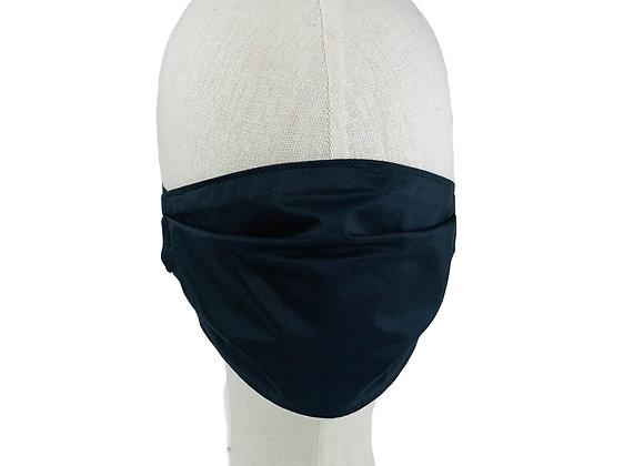 Silk Taffeta Solid Face Covering