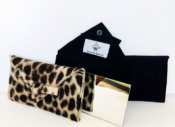 Mirror Case Animal Print