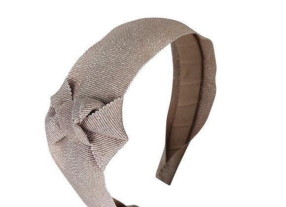 Metallic Blush Headband