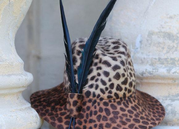 Feathered Fedora