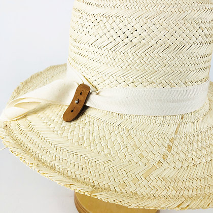 Textured Twill Panama