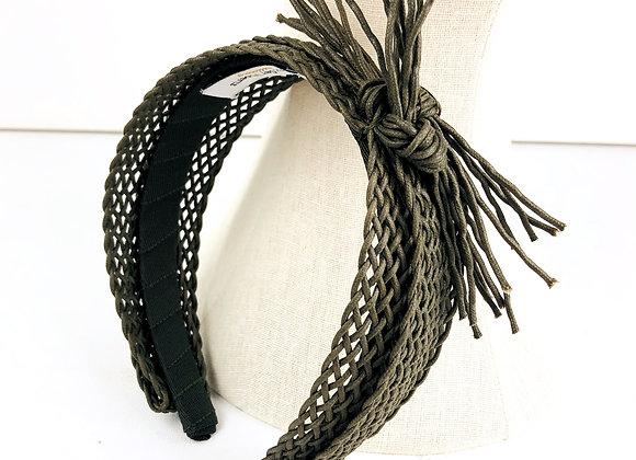 Open Weave Headband