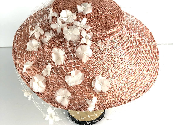 Dior Shell Hat