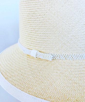 Bead Bow Hat
