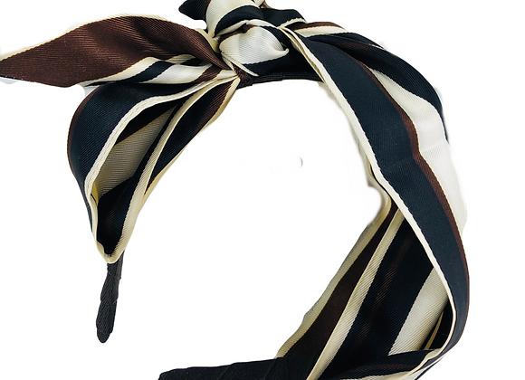 Vintage Scarf Headband