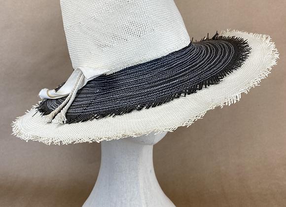 Double Brim Hat