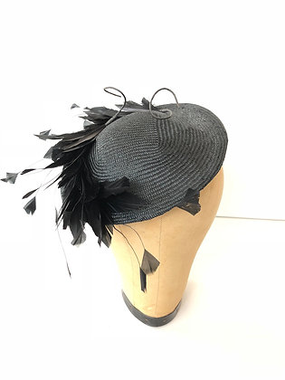 Spikey Feather Fascinator