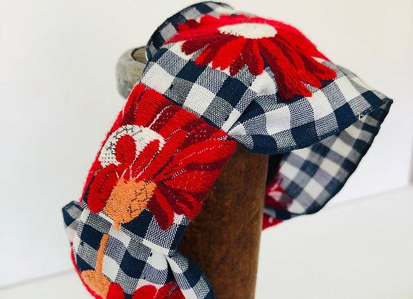 Daisy picnic headband