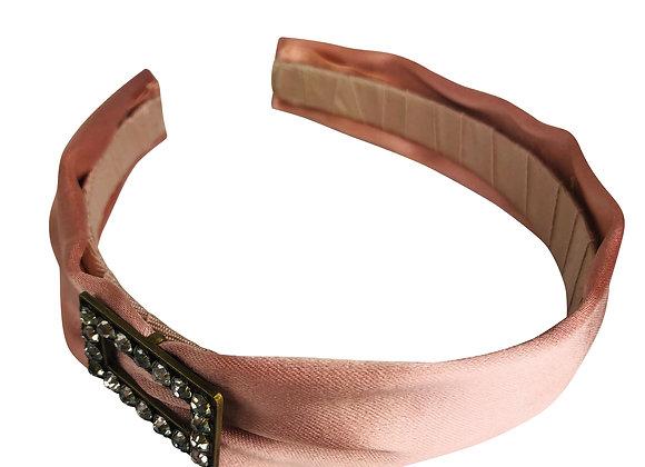 Vintage Satin Headband