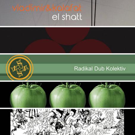 Kratkići: Vladimir & Kalafat, Magul, Radikal Dub Kolektiv, Nula, Bijes zdravog razuma