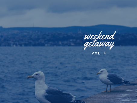 Weekend Getaway vol.4: Apply Some Pressure