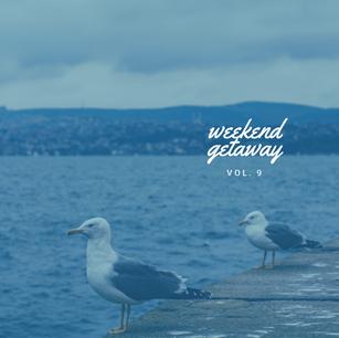 Weekend Getaway vol.9: Deep Blue Day