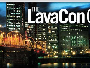 LavaCon Recap and Calling In The Ghostbusters