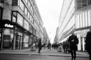 Stockholm, winter 2018