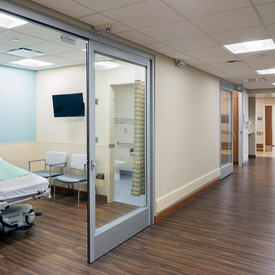 Mercy Health | Saint Mary's 9th Floor