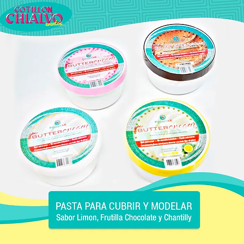 """Pasta para Cubrir y Modelar """"PastelAR"""""""