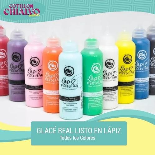 """Glacé Real en Lápiz """"PastelAR"""""""